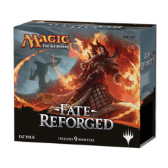 Magic: The Gathering Fate Reforged Fat Pack