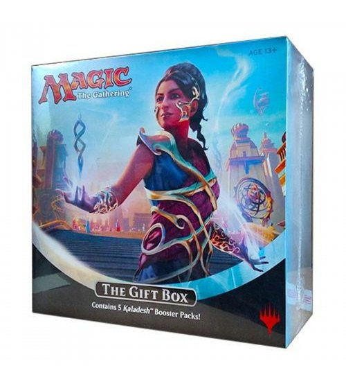 Magic The Gathering Kaladesh Gift Box