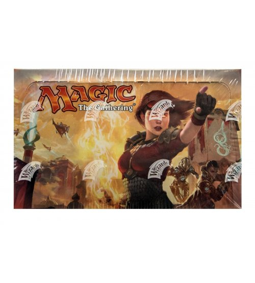 Magic: The Gathering Aether Revolt Booster Box, 36/Pack