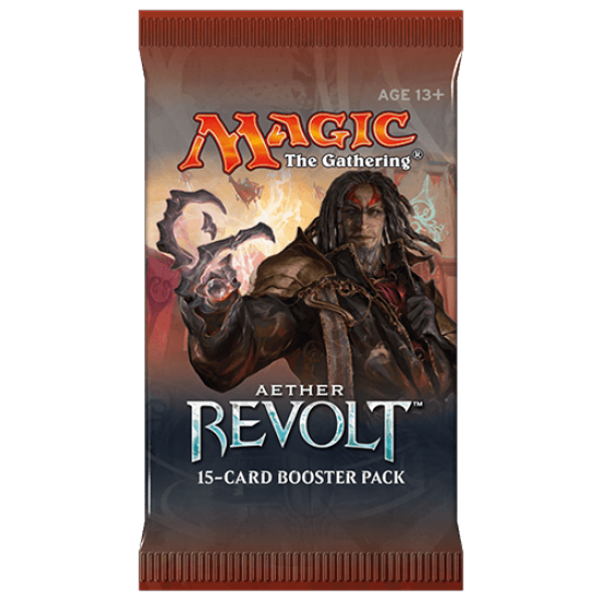 Magic: The Gathering Aether Revolt 15-Card Booster Pack