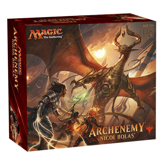 Magic: The Gathering Archenemy: Nicol Bolas