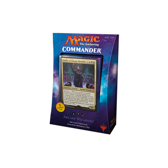 Magic: The Gathering Commander 2017 - Arcane Wizardry
