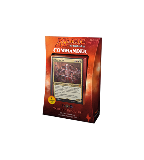 Magic: The Gathering Commander 2017 - Vampiric Bloodlust