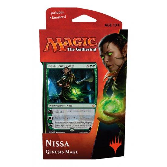 Magic: The Gathering Hour of Devastation Planeswalker Deck - Nissa
