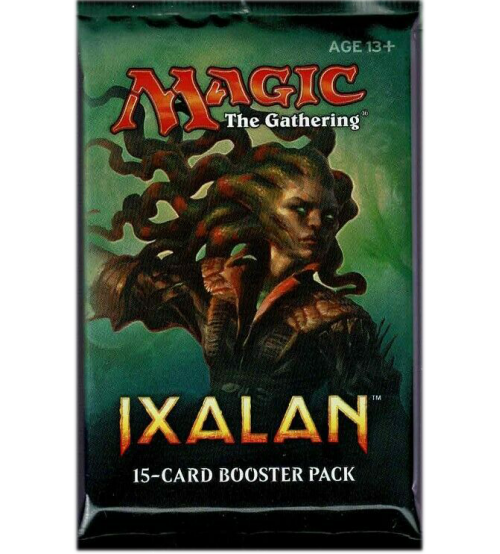Magic: The Gathering Ixalan 15-Card Booster Pack