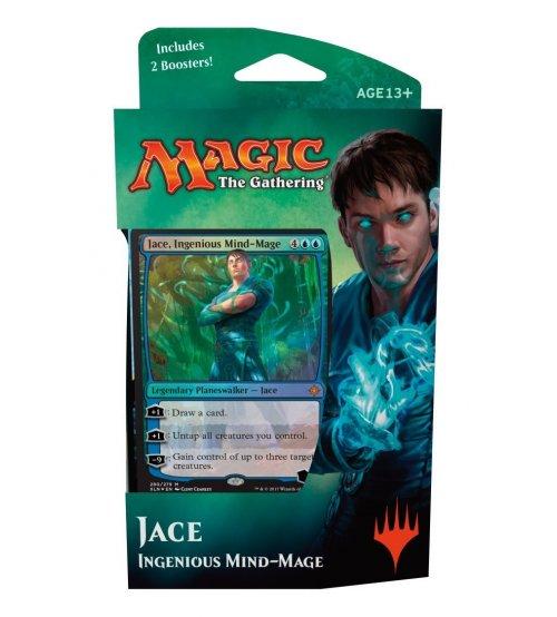 Magic: The Gathering Ixalan Planeswalker Deck - Jace