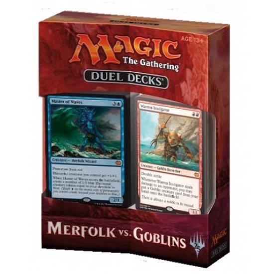Magic: The Gathering Duel Decks: Merfolk vs. Goblins