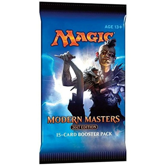 Magic: The Gathering Modern Masters 2017 15-Card Booster Pack