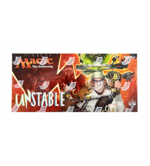 Magic: The Gathering Unstable Booster Box, 36/Pack