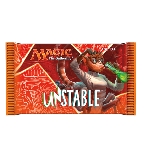 Magic: The Gathering Unstable 15-Card Booster Pack