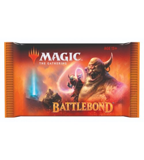 Magic: The Gathering Battlebond 15-Card Booster Pack