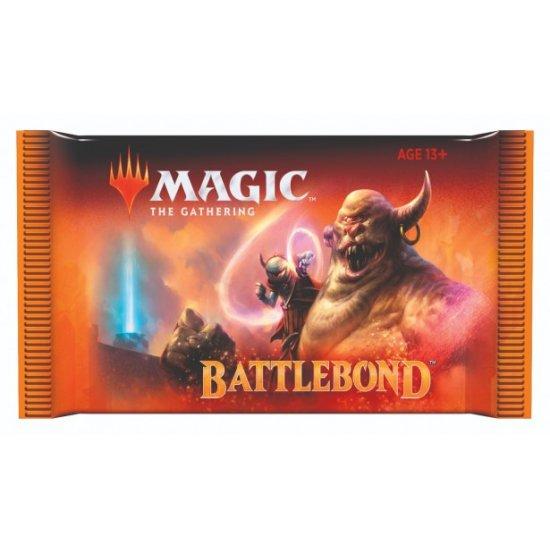 Magic: The Gathering Battlebond 15-Card Booster Pack