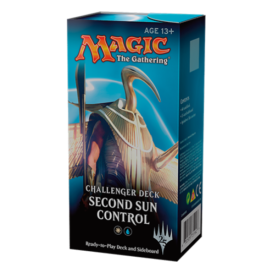 Magic: The Gathering Challenger Decks - Second Sun Control