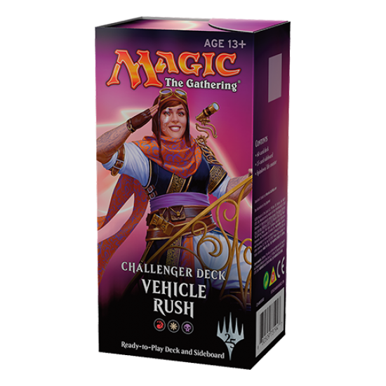 Magic: The Gathering Challenger Decks - Vehicle Rush