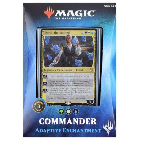 Magic: The Gathering Commander 2018 - Adaptive Enchantment