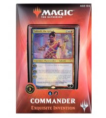 Magic: The Gathering Commander 2018 - Exquisite Invention