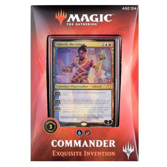 Magic: The Gathering Commander 2018 - Exquisite Invention
