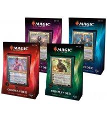 Magic: The Gathering Commander 2018 - 4-Deck Set