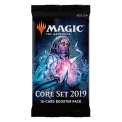 Magic: The Gathering 2019 Core Set 15-Card Booster Pack