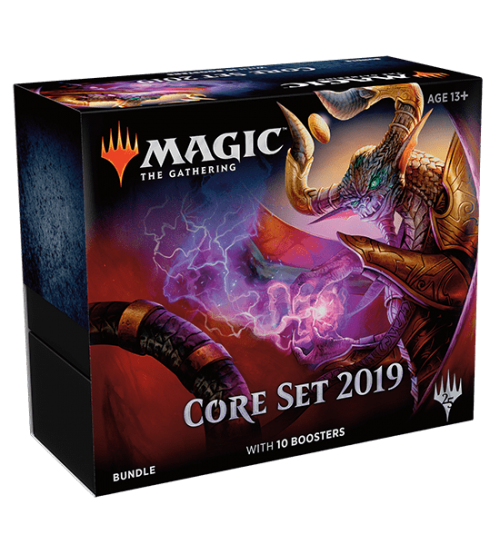 Magic: The Gathering 2019 Core Set Bundle