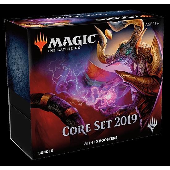 Magic: The Gathering 2019 Core Set Bundle