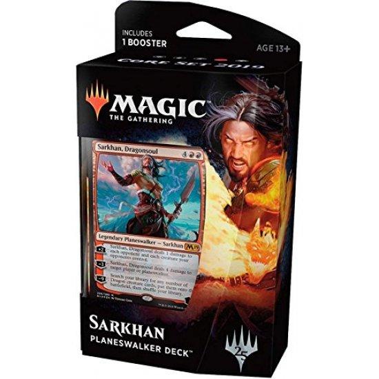 Magic: The Gathering 2019 Core Set Planeswalker Deck - Sarkhan