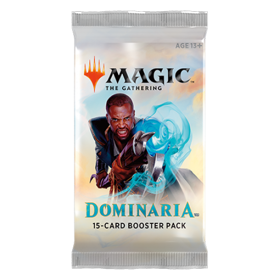 Magic: The Gathering Dominaria 15-Card Booster Pack