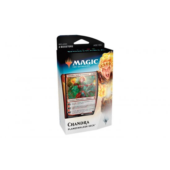 Magic: The Gathering Dominaria Planeswalker Deck - Chandra