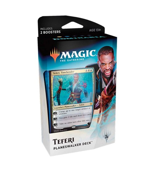 Magic: The Gathering Dominaria Planeswalker Deck - Teferi