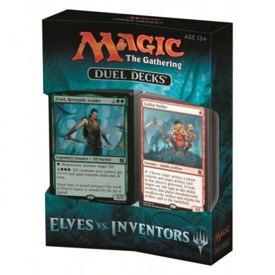 Magic: The Gathering Duel Decks: Elves vs. Inventors