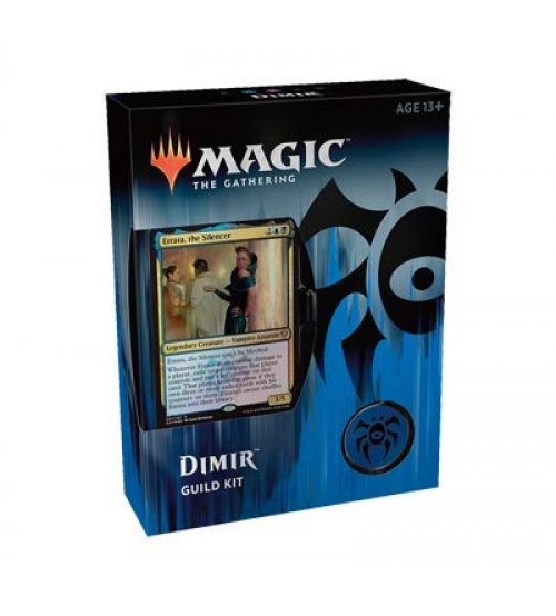 Magic: The Gathering Guilds of Ravnica Guild Kit - Dimir