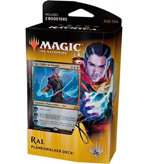 Magic: The Gathering Guilds of Ravnica Planeswalker Deck - Ral