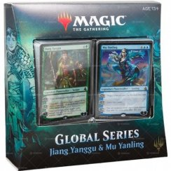 Magic: The Gathering Global Series: Jiang Yanggu & Mu Yanling