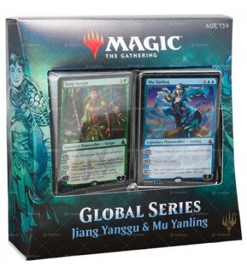 Magic: The Gathering Global Series: Jiang Yanggu & Mu Yanling