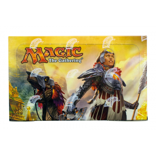 Magic: The Gathering Rivals of Ixalan Booster Box, 36/Pack