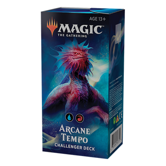 Magic: The Gathering Challenger Decks 2019 - Arcane Tempo