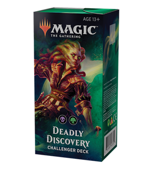 Magic: The Gathering Challenger Decks 2019 - Deadly Discovery