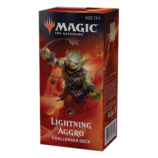 Magic: The Gathering Challenger Decks 2019 - Lightning Aggro