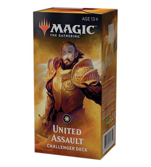 Magic: The Gathering Challenger Decks 2019 - United Assault