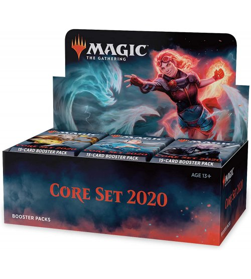 Magic: The Gathering 2020 Core Set Booster Box, 36/Pack