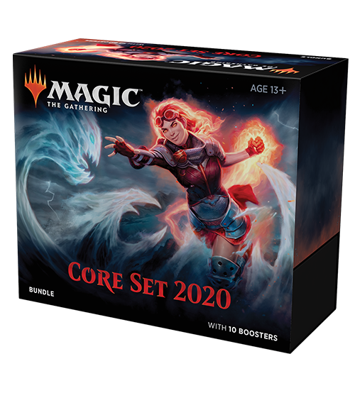 Magic: The Gathering 2020 Core Set Bundle
