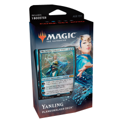 Magic: The Gathering 2020 Core Set Planeswalker Deck - Yanling