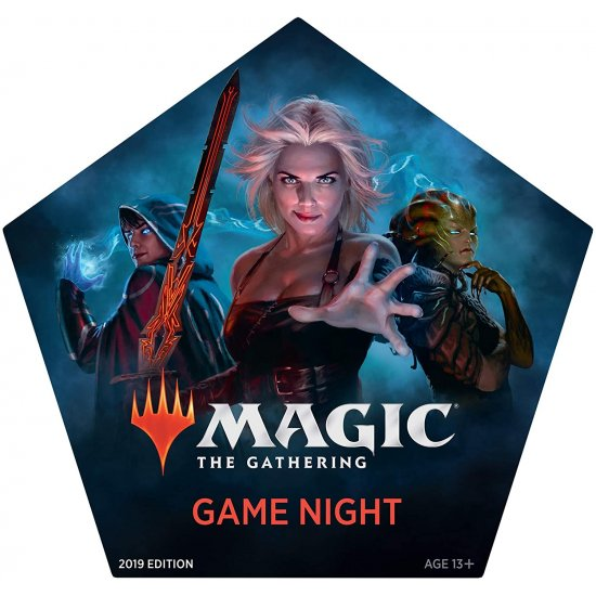 Magic: The Gathering Game Night 2019