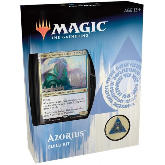 Magic: The Gathering Ravnica Allegiance Guild Kit - Azorius