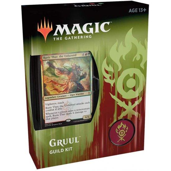 Magic: The Gathering Ravnica Allegiance Guild Kit - Gruul