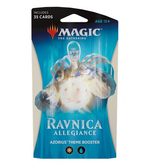 Magic: The Gathering Ravnica Allegiance Guild Kit - Azorius