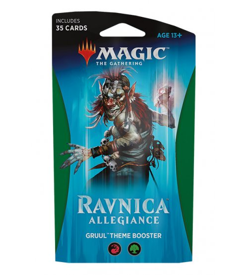Magic: The Gathering Ravnica Allegiance Guild Kit - Gruul