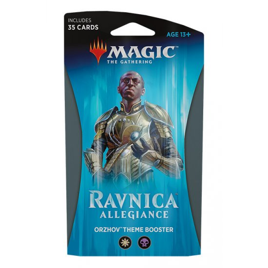 Magic: The Gathering Ravnica Allegiance Guild Kit - Orzhov