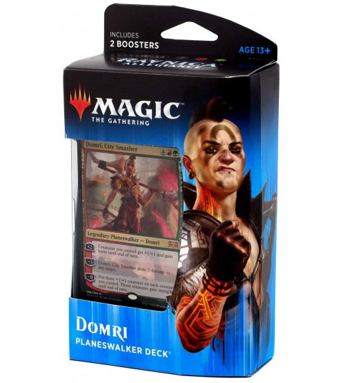 Magic: The Gathering Ravnica Allegiance Planeswalker Deck - Domri