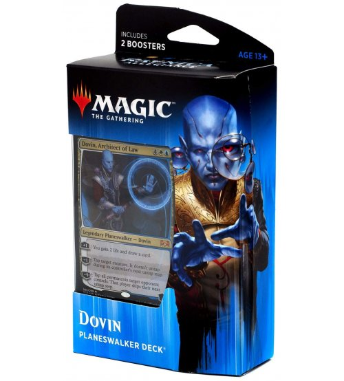 Magic: The Gathering Ravnica Allegiance Planeswalker Deck - Dovin